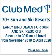 Club Med Resorts